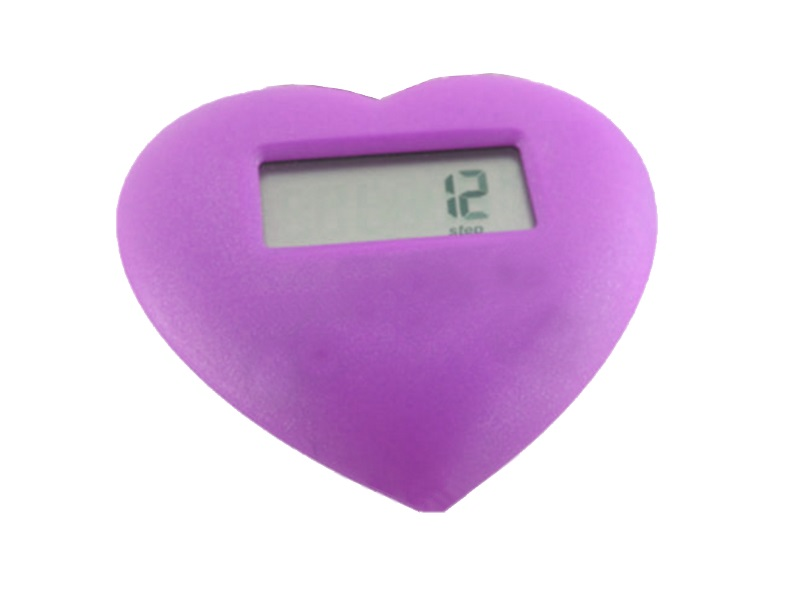 Heart shape pedometer, FBA Sourcing in China
